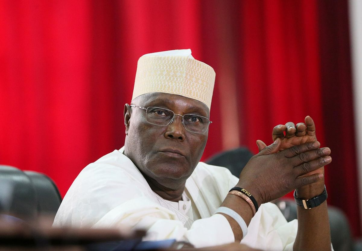 Atiku Demands N500M, Apology From Buhari's Aide Over Alleged Defamation