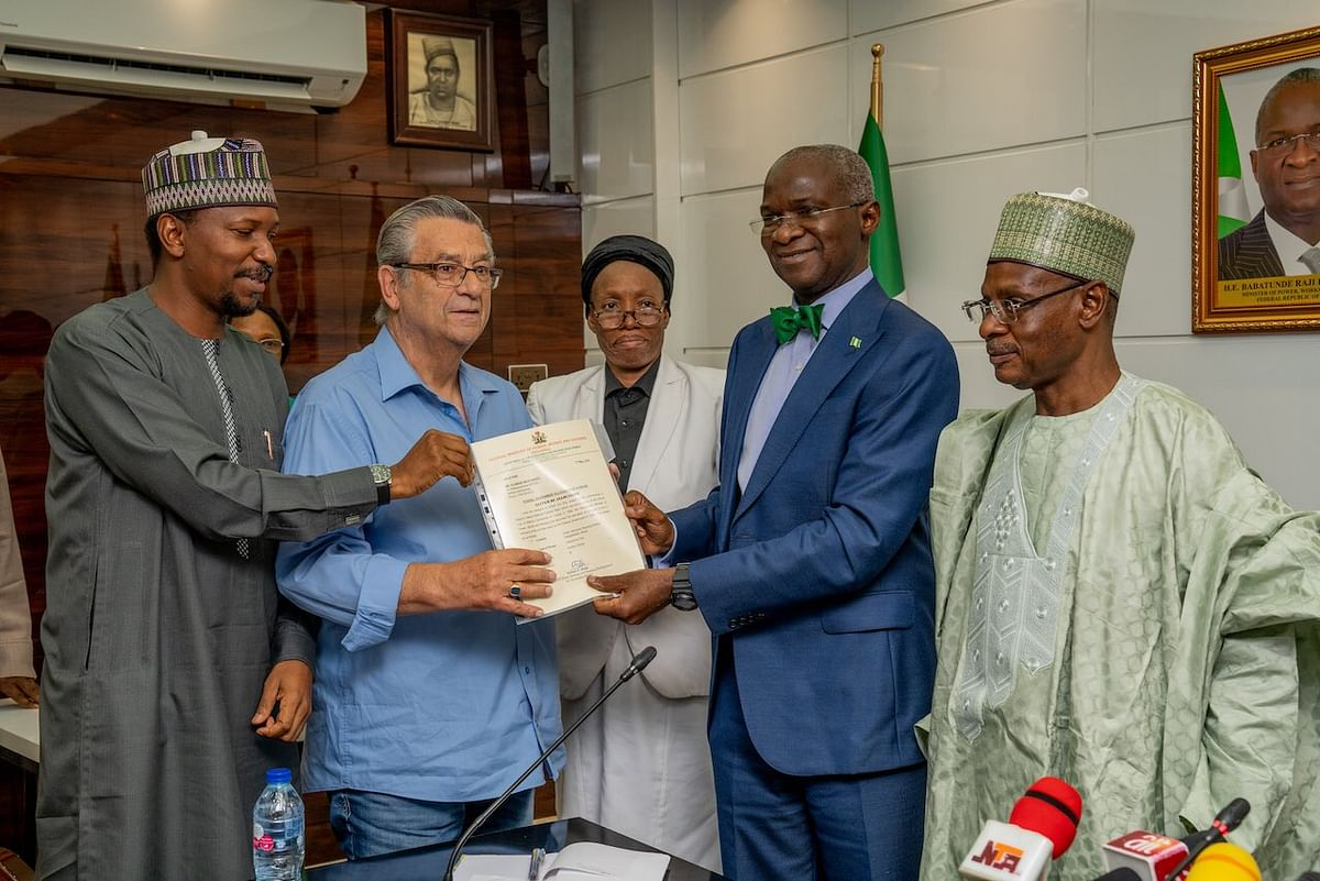 FG Fulfills 25-Year Promise, Rewards Clemens Westerhof With House