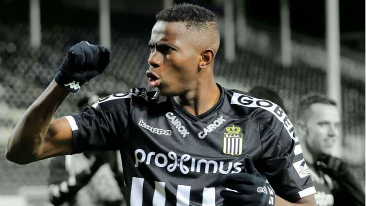 Osimhen Wins Sporting Charleroi's Player Of the Season Award