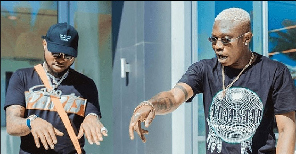 Davido Blocks Zlatan, Deletes Welcome Back Shout-Out Post