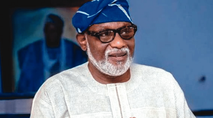 Ondo State Governor Laments How He Was Almost Kidnapped