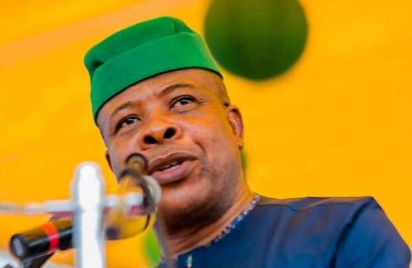 Ihedioha To Rochas: Return The Money You Stole Or Face Sanction