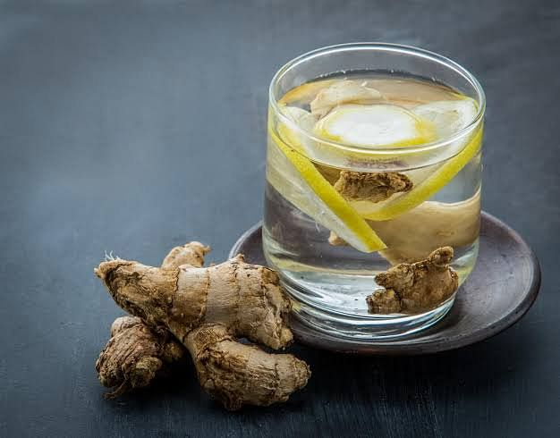 Morning Routine Tip 101: Ginger Water