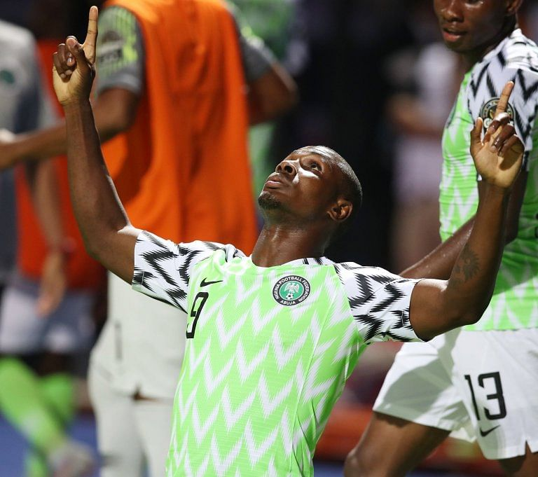Nigeria 1-0 Burundi: Ighalo Saves Rohr From Swallows' Scare