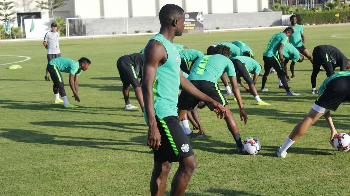 Odion Ighalo Set To Start Against Guinea After Recovering From A Muscle Injury