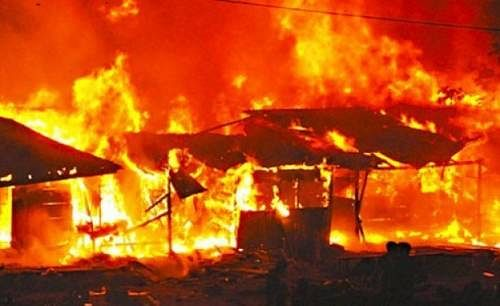 Hausa And Yoruba Youths Clash In Ifewara, Osun State