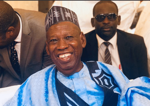 Ganduje Debunks Rumours Of Money-Eating Gorilla