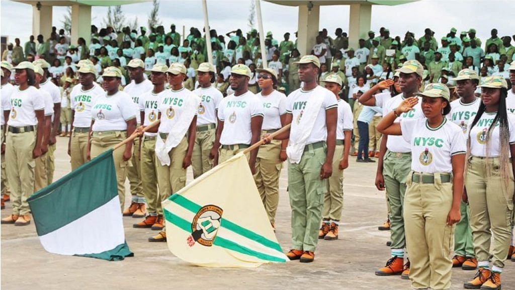 Outgoing corps members