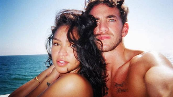 Cassie and boyfriend, Alex Fine