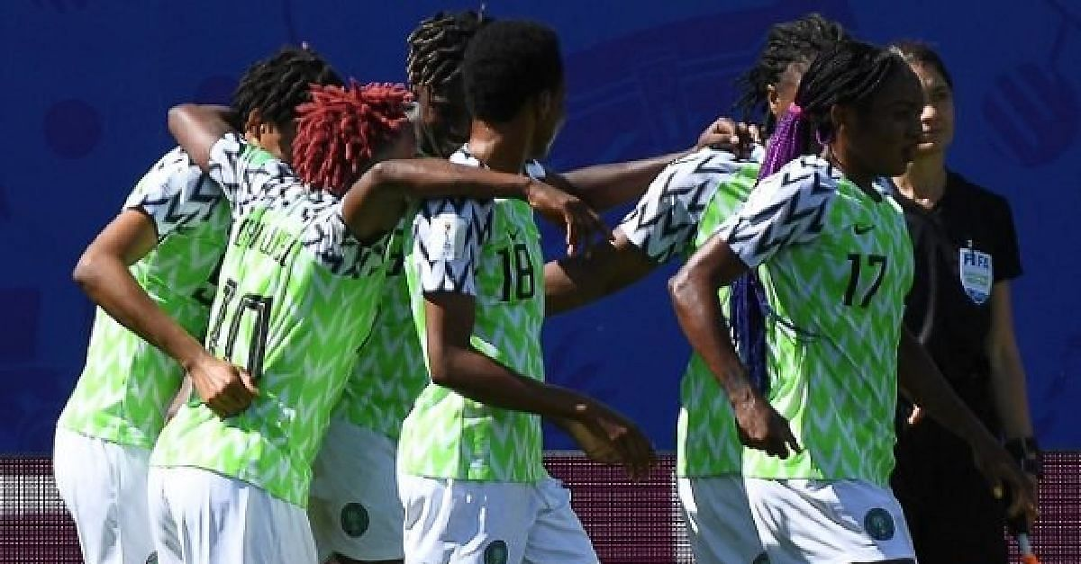 FIFA Women's World Cup: Watch Super Falcons Celebrate Argentina Vs Scotland Draw