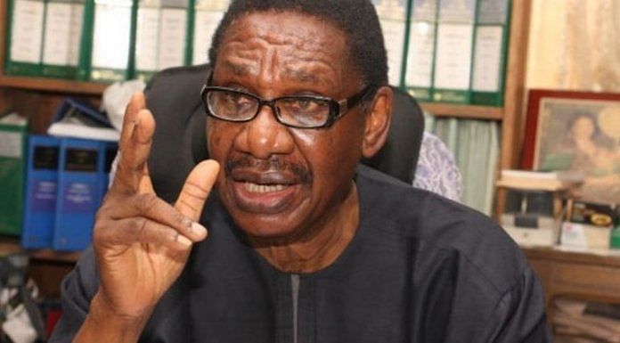 Senate President Earns ₦15M Monthly, Not ₦750,000 - Sagay