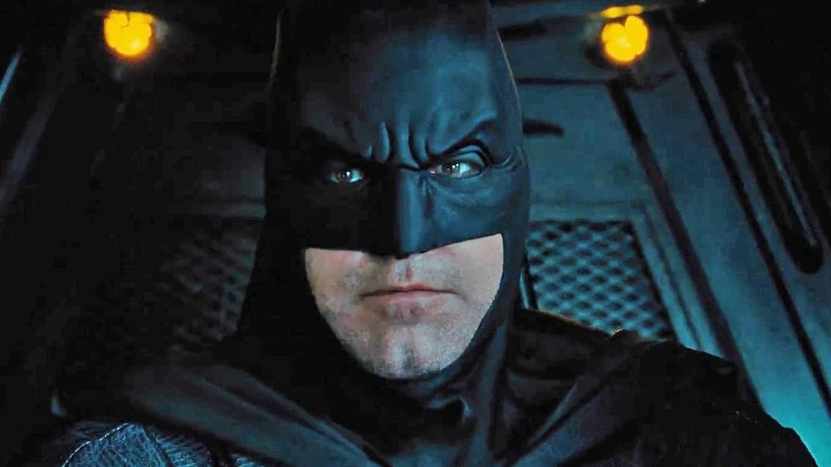 Ben Affleck as Batman - Happenings