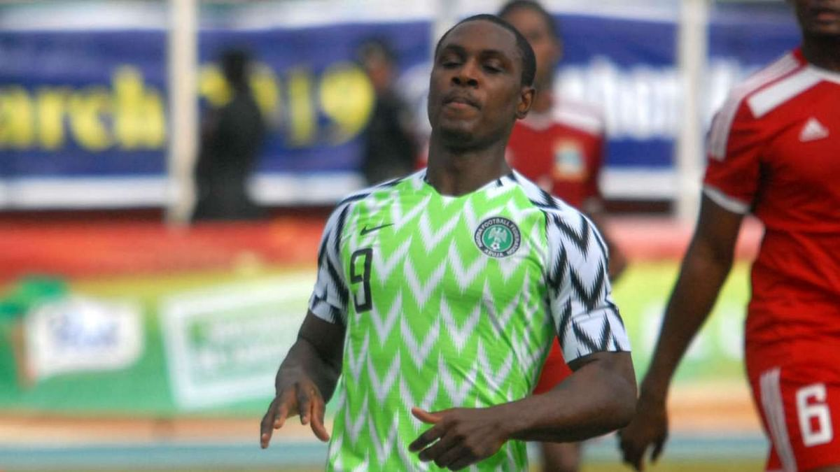 Odion Ighalo Confident The Super Eagles Will Score Goals In Egypt