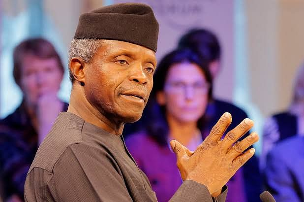 Yemi Osinbajo Arrives New York On A 4-Day Visit