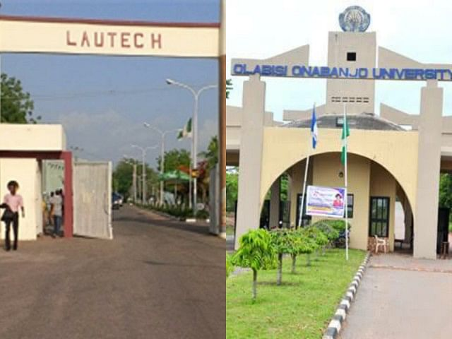 OOU VS LAUTECH: Twitter Users Debate Yahoo Boys' Headquarters