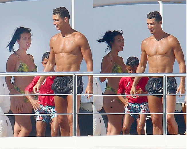 Cristiano Ronaldo Gives Greek Hotel Workers Over 8 Million Naira Tip
