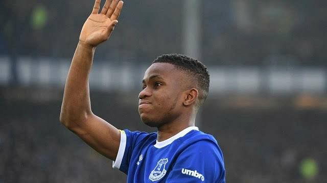 Everton Forward, Ademola Lookman, Returns To Nigeria