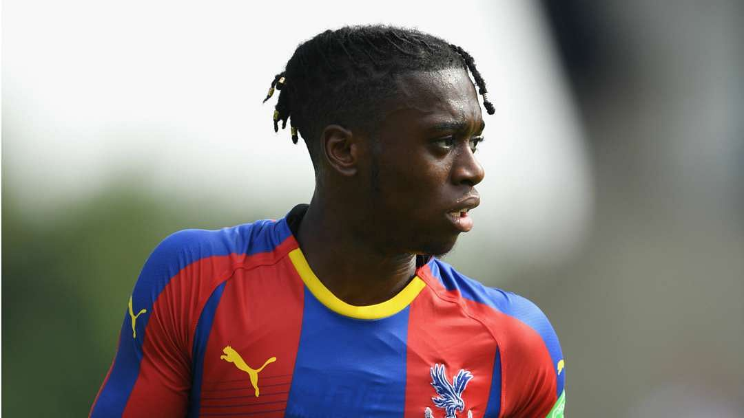 Wan Bissaka's Deal With Manchester Confirmed (Leaked Photos)