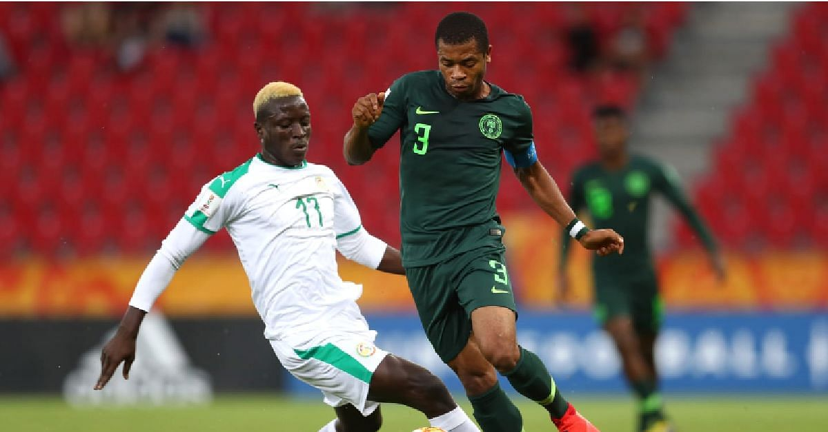 Senegal 2-1 Nigeria: Flying Eagles Crash Out Of U-20 World Cup