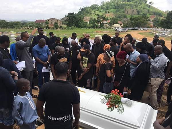 Nollywood Actor, Kayode Durojaiye, Finally Laid To Rest