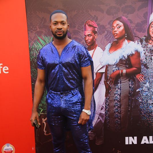 The Bling Lagosians Movie Premiere