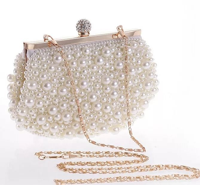 A lovely clutch bag