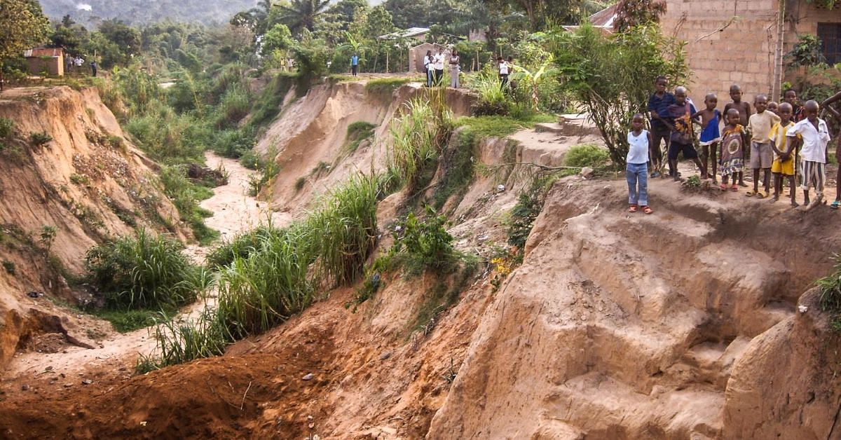 Gully Erosion Kills Two Teenagers In Delta State