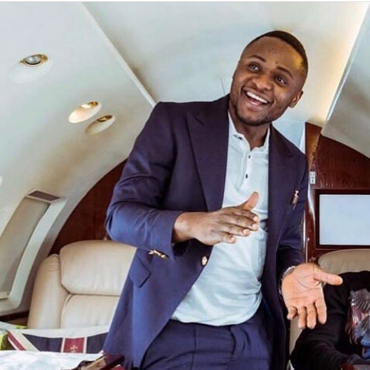 Ubi Franklin Finally Bows To Pressure, Admits He is Broke