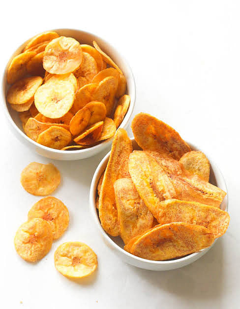 Plantain chips