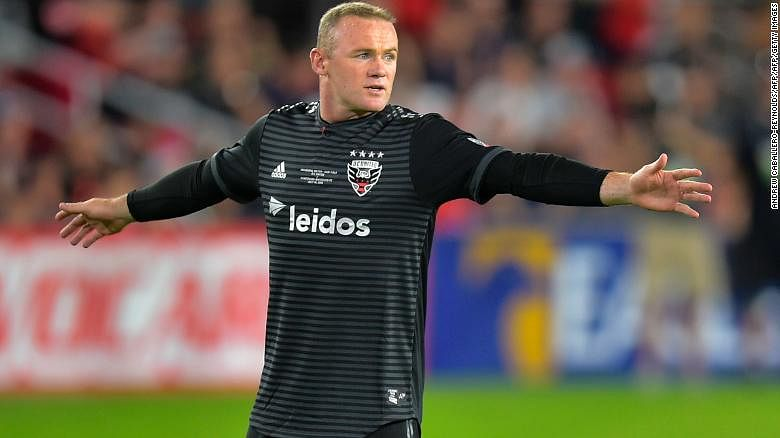 Video: Watch Wayne Rooney's Incredible Goal From The Halfway Line For DC United