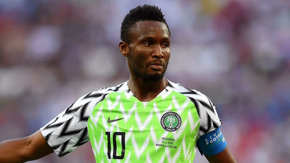 Mikel Obi Plays His Last AFCON Game