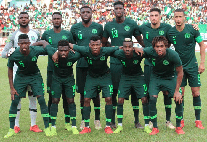Mikel Drops To The Bench As Musa And Ighalo Start Against Guinea