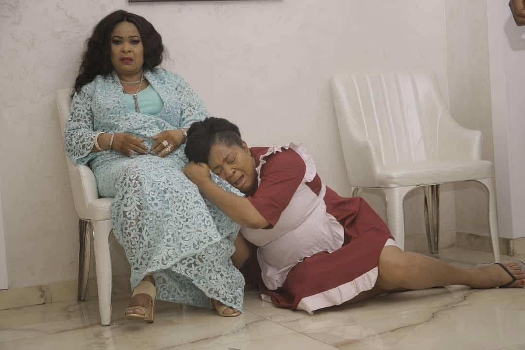 Regina Daniels' Mother Set To Produce First Cinema Movie Funded By Ned Nwoko