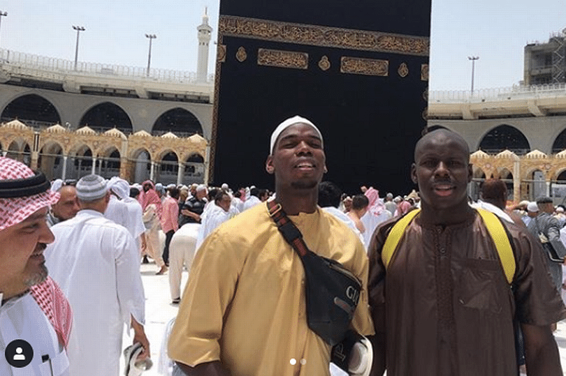 World Football Stars Join In Eid-El-Fitri Celebrations