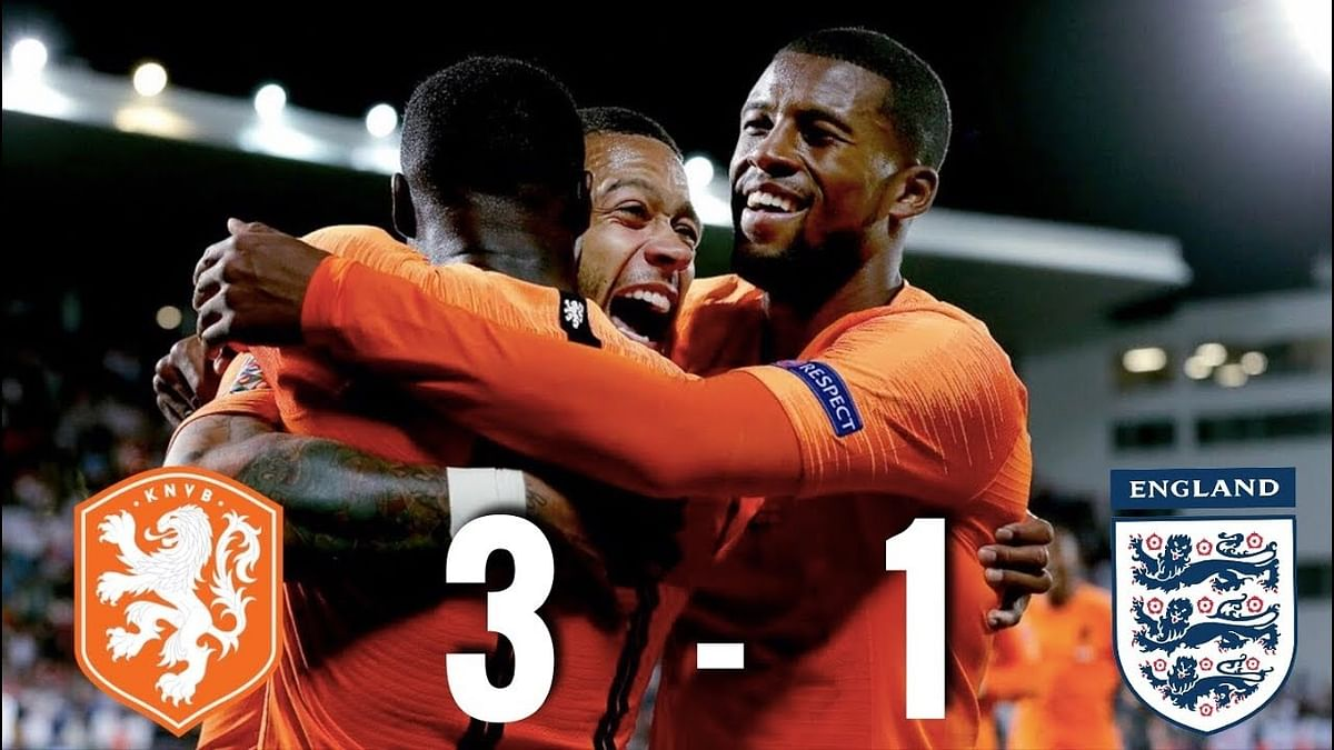 Netherlands Crush England to Set Up a Final Showdown with Portugal
