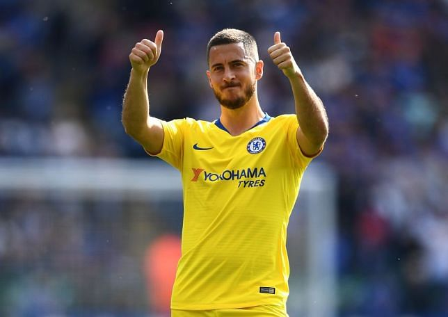 Real Madrid Complete €100M Signing Of Eden Hazard From Chelsea