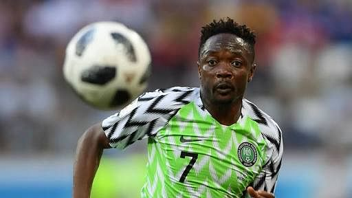 Ahmed Musa Says Super Eagles Are Yet To Get Their Allowances