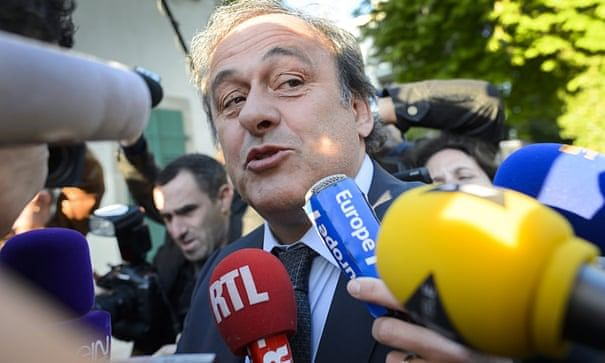 Michel Platini Released After Questioning In Qatar 2022 World Cup Probe