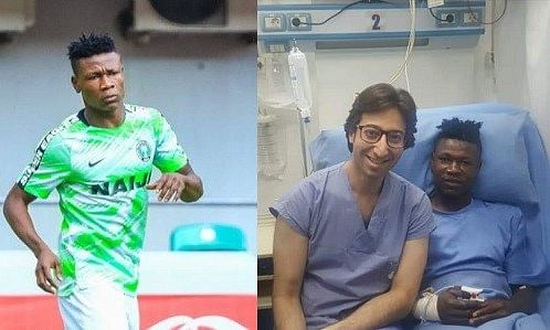 Samuel Kalu In Stable Condition After Collapsing In Training