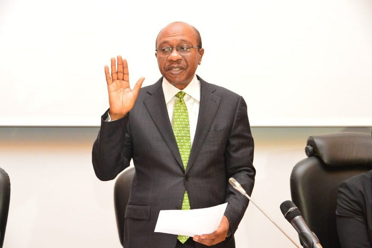 Emefiele Begins Second Term In Office As CBN Governor