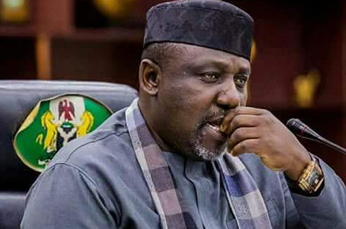 """I'm Yet To Receive My Certificate Of Return,"" Says Okorocha"