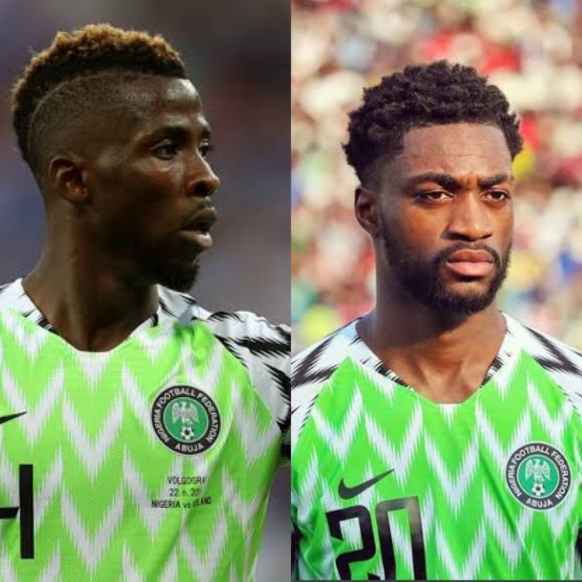 Iheanacho And Semi Ajayi Dropped From Eagles AFCON Squad