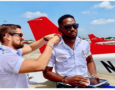 2018 BBNaija Winner, Miracle Ikechukwu, Becomes Instrument Rated Pilot