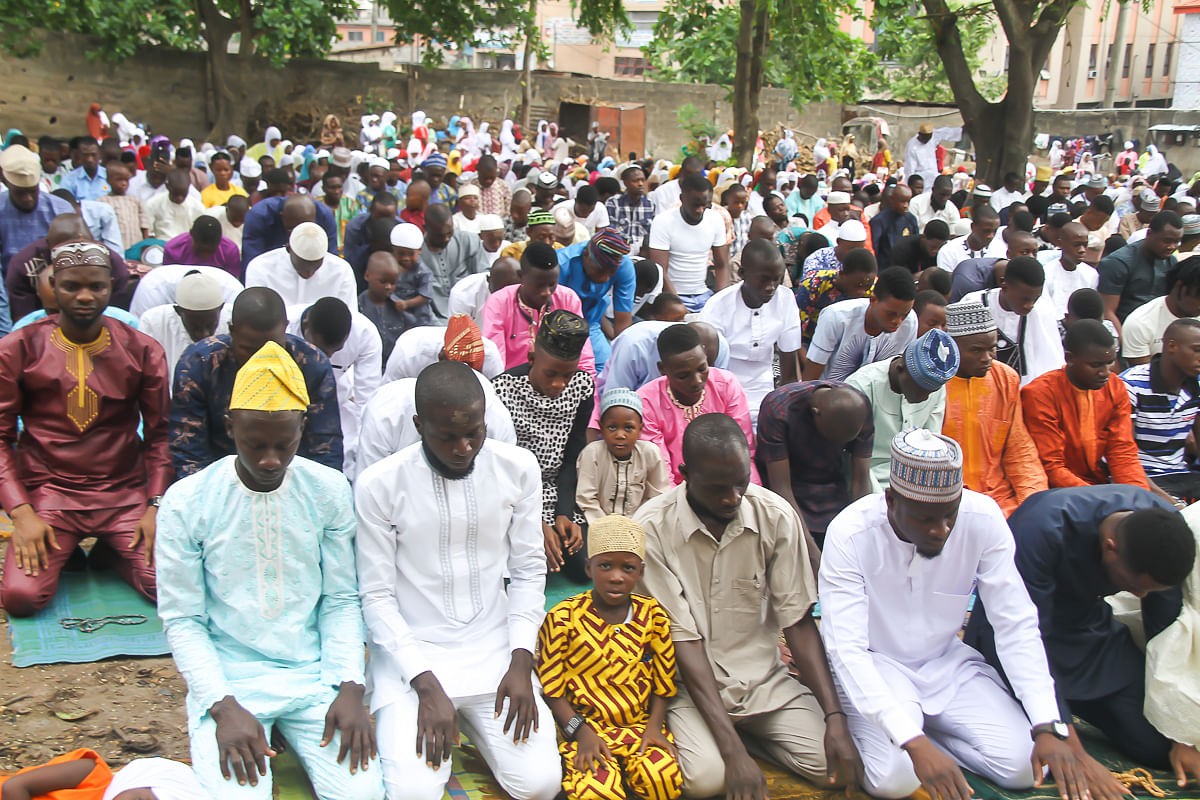"""""""Eliminate Camps And Hideouts Of Kidnappers,"""" Imam To President"""