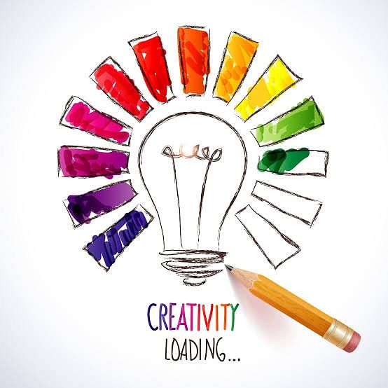 4 Simple Steps To Being Creative