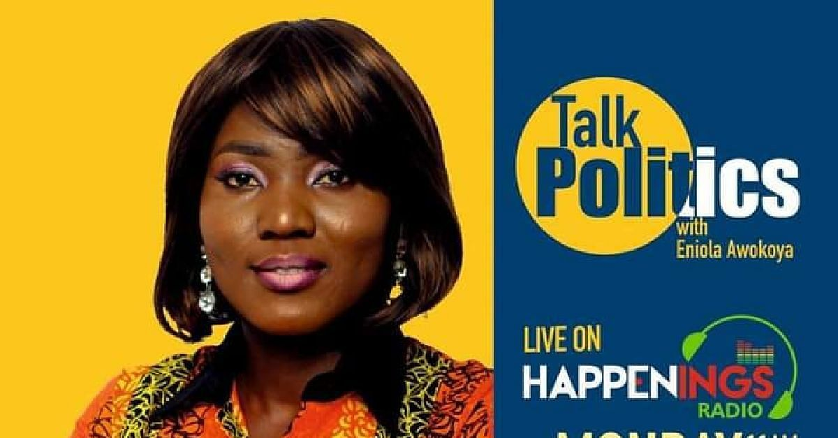 Talk Politics with Eniola