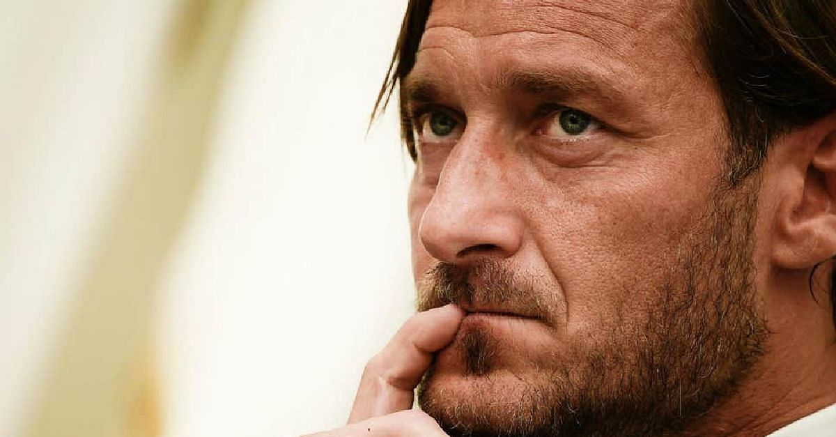 Totti Leaves Roma After 30 Years Of Service