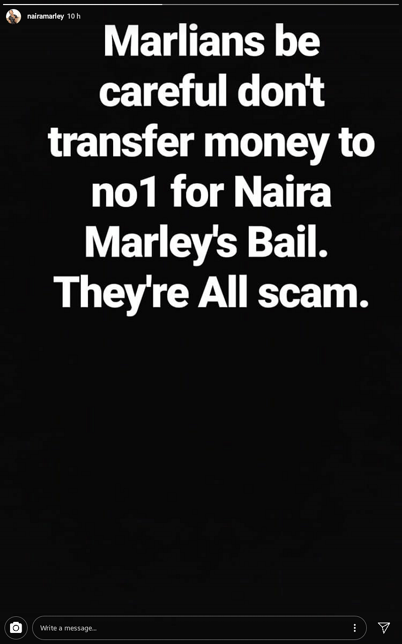 """Don't Transfer Money For Naira Marley's Bail,"" Management Warns Marlians"
