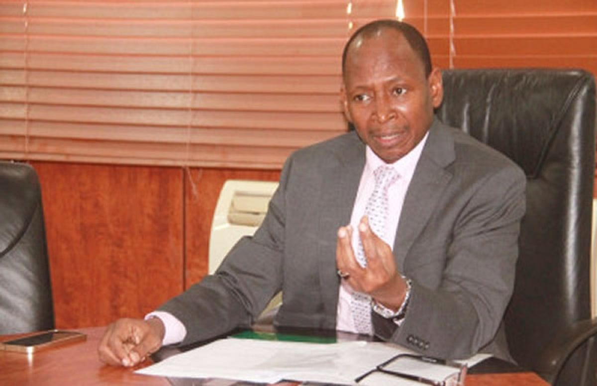 President Buhari Reappoints Ahmed Idris As AGF