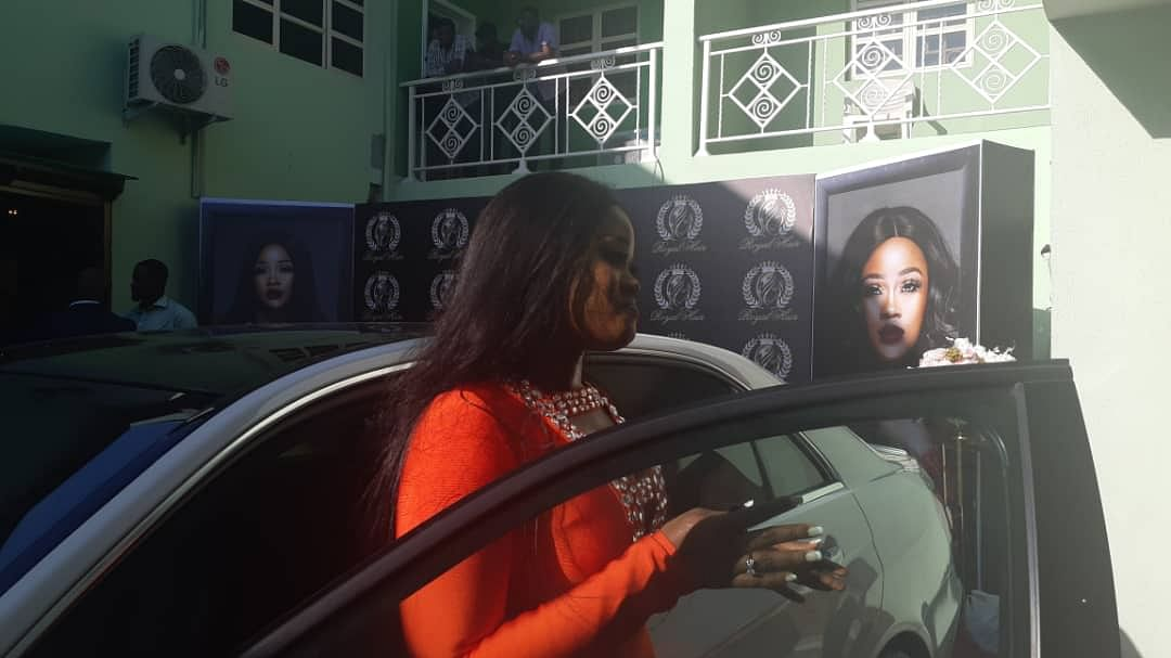 More Highlights From  Royal Hairs Unveiling Cee-C As Brand Ambassador (Photos)